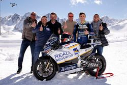 Hector Barbera ve Loris Baz, Avintia Racing MotoGP