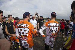 Tony Cairoli dan Glenn Coldenhoff, Red Bull KTM Factory Racing