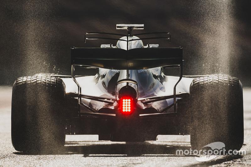Jeudi : Valtteri Bottas, Mercedes AMG F1