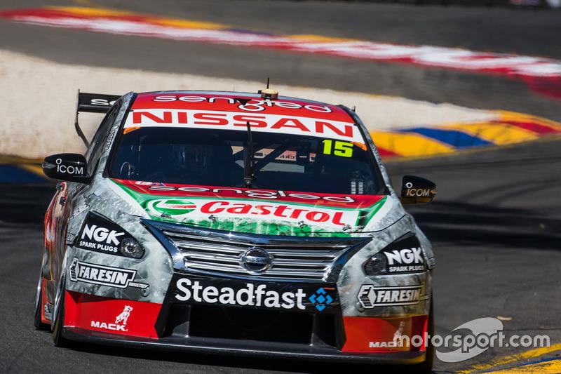 #15: Rick Kelly, Nissan Motorsports
