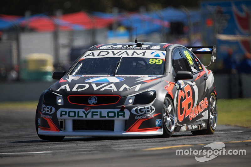 #99: Dale Wood, Erebus Motorsport, Holden