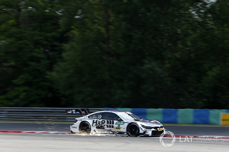 13. Tom Blomqvist, BMW Team RBM, BMW M4 DTM
