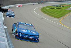 Джастин Алгайер, JR Motorsports Chevrolet и Бреннан Пул, Chip Ganassi Racing Chevrolet