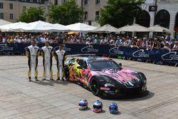 №50 Larbre Competition Corvette C7-Z06: Ромен Брандела, Кристиан Филиппон, Фернандо Реес