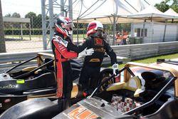 Ivan Bellarosa, Avelon Formula, Wolf GB 08 Evo-CNT e Guglielmo Belotti, Avelon Formula, Wolf GB 08 E