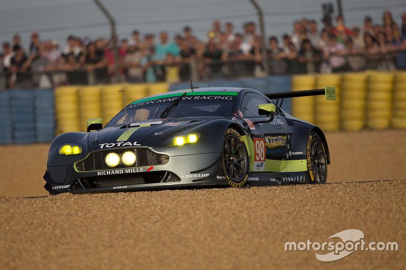 4. LMGTE-Am: #98 Aston Martin Racing, Aston Martin Vantage