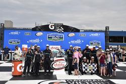 Yarış galibi Denny Hamlin, Joe Gibbs Racing Toyota