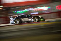 #88 Proton Competition Porsche 911 RSR: Stéphane Lemeret, Klaus Bachler, Khaled Al Qubaisi