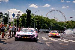 Gary Paffett, Mercedes-AMG Team HWA, Mercedes-AMG C63 DTM, Augusto Farfus, BMW Team RMG, BMW M4 DTM