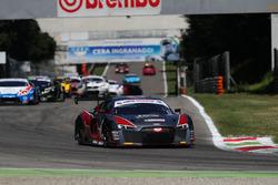 Ferrari 488-S.GT3 #46, Black Bull Swisse Racing: Stefano Gai