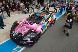 #50 Larbre Competition Corvette C7-Z06: Romain Brandela, Christian Philippon, Fernando Rees