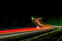 Impressionen aus der Nacht beim 24h-Rennen 2017