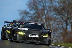 Pierre Kaffer, Christopher Haase, Audi Sport Team Land Motorsport, Audi R8 LMS