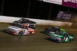 Ty Dillon, MDM Motorsports Chevrolet, John Hunter Nemechek, SWM-NEMCO Motorsports Chevrolet, Christo