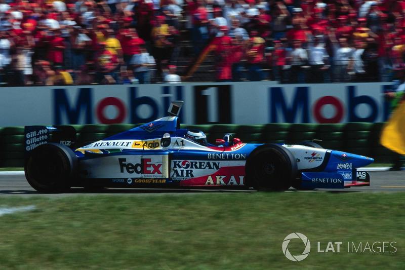 Allemagne 1997 - Benetton