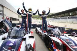 #2 United Autosports, Ligier JS P3 - Nissan: Джон Фальб и Шон Рейхолл, #32 United Autosports, Ligier