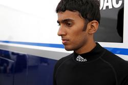 Ameya Vaidyanathan, Carlin, Dallara F317 - Volkswagen