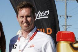 Supercars Managing Director Matt Braid