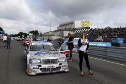 Gridgirl von Thorsten Stadler, Mercedes Benz C-Klasse DTM
