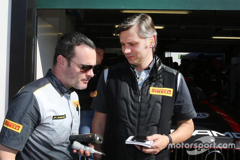 Matteo Braga, Pirelli Motorsport
