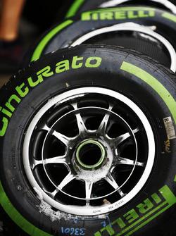 Neumáticos intermedios