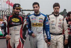 Mauricio Lambiris, Martinez Competicion Ford, Martin Serrano, Coiro Dole Racing Chevrolet, Prospero