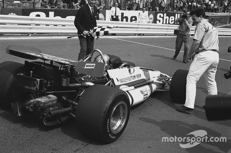 1970 Pedro Rodriguez, BRM