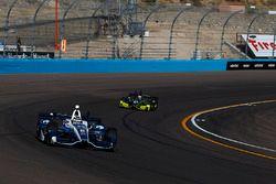 Max Chilton, Chip Ganassi Racing, Honda; Charlie Kimball, Chip Ganassi Racing, Honda