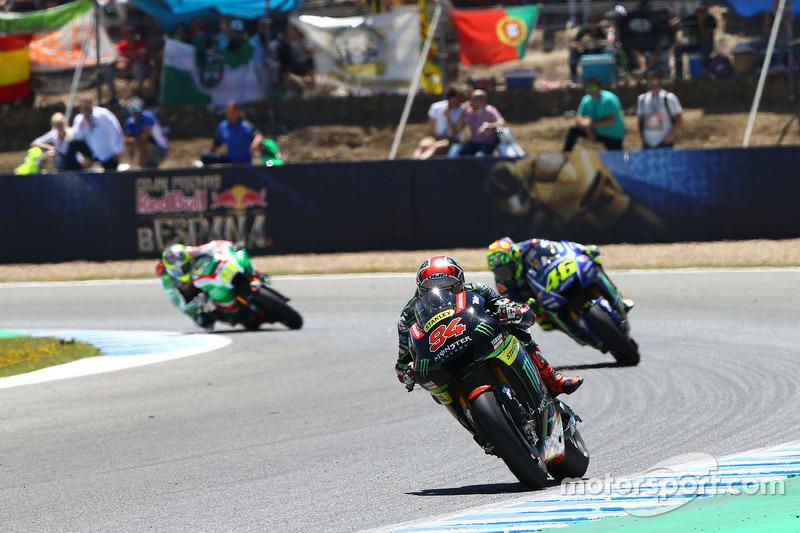 Йонас Фольгер, Monster Yamaha Tech 3 и Валентино Росси, Yamaha