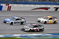 Dale Earnhardt Jr., Hendrick Motorsports Chevrolet, Chase Elliott, Hendrick Motorsports Chevrolet, Kevin Harvick, Stewart-Haas Racing Ford