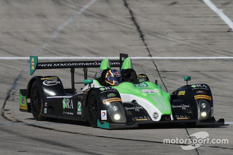 3. PC: #26 BAR1 Motorsports, ORECA FLM09