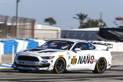 #60 KohR Motorsports Ford Mustang: Jade Budford, Scott Maxwell