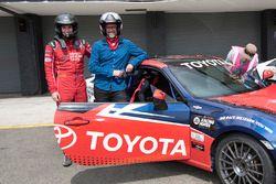 Harry Bates ve Andrew van Leeuwen, Motorsport.com Avustralya Editörü