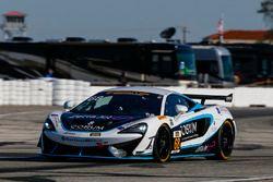 #68 Motorsports In Action McLaren GT4: Kenny Wilden, Rod Randal