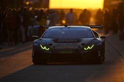 #46 EBIMOTORS, Lamborghini Huracan GT3: Emanuele Busnelli, Fabio Babini, Emmanuel Collard, Michele B