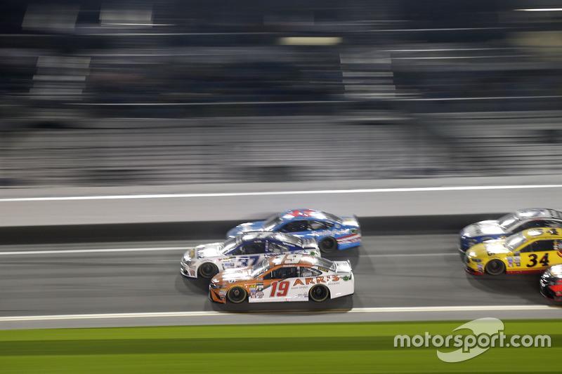 Daniel Suárez , Joe Gibbs Racing, Toyota