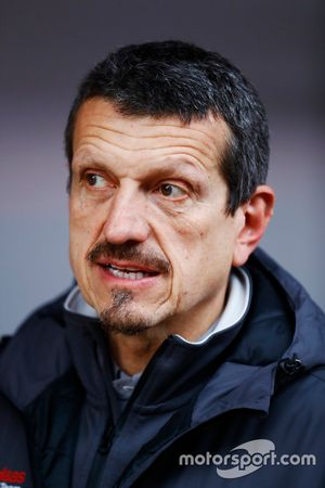Günther Steiner, teambaas Haas F1 Team