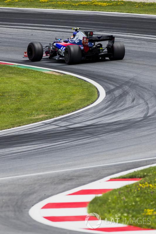 Карлос Сайнс-мол., Scuderia Scuderia Toro Rosso STR12
