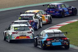 Stian Paulsen, Stian Paulsen Racing, SEAT León TCR, Stefano Comini, Comtoyou Racing, Audi RS3 LMS