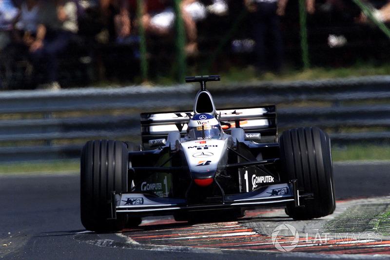 David Coulthard, McLaren Mercedes