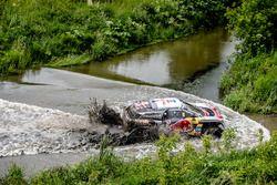 #104 Peugeot Sport Peugeot 3008 DKR: Sébastien Loeb, Daniel Elena