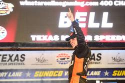 Christopher Bell, Kyle Busch Motorsports Toyota gana Texas