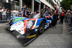 №39 Graff Racing Oreca 07 Gibson: Джеймс Аллен, Фрэнк Мателли, Ричард Бредли