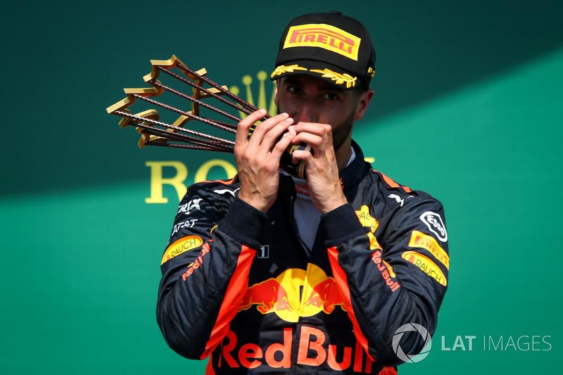7: Daniel Ricciardo
