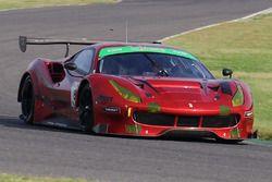 #8 ARN Ferrari 488 GT3(永井宏明/佐々木孝太)