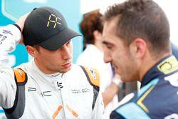 Loic Duval, Dragon Racing, Sébastien Buemi, Renault e.Dams
