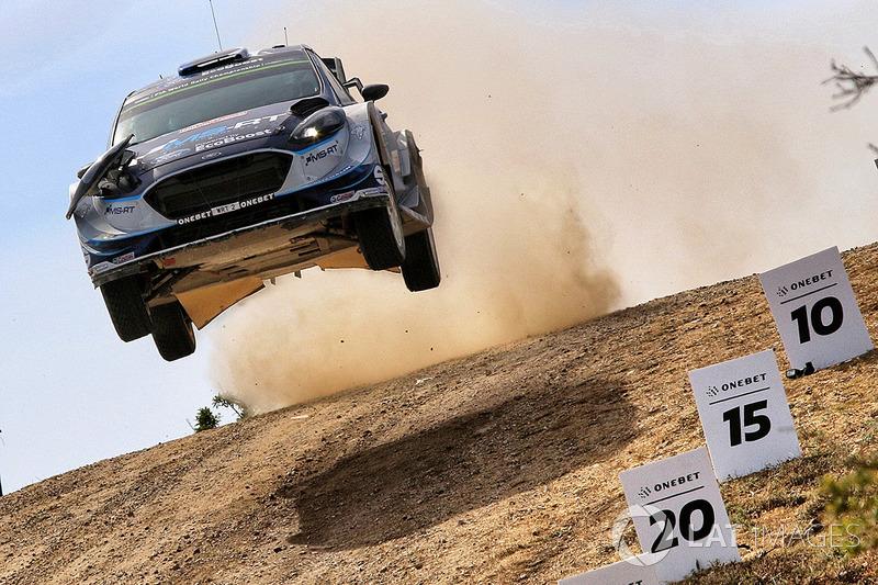 5. Ott Tänak, Martin Järveoja, Ford Fiesta WRC, M-Sport