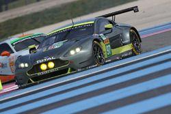 #97 Aston Martin Racing Aston Martin Vantage GTE: Marco Sorensen, Jonathan Adam, Fernando Rees