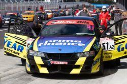 Daniel Flanagan, Merrick Malouf, Holden VY-HSV GTS