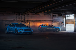 Volvo S60 Polestar TC1 und Volvo V60 Polestar Safety Car